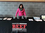 2019 PAFCS Conference - PA Beef Council Booth