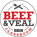 Beef & Veal in the Classroom Logo